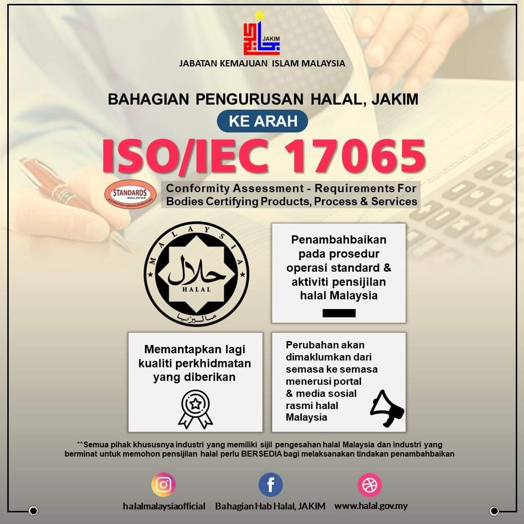 Sistem Pensijilan Halal Malaysia Myehalal